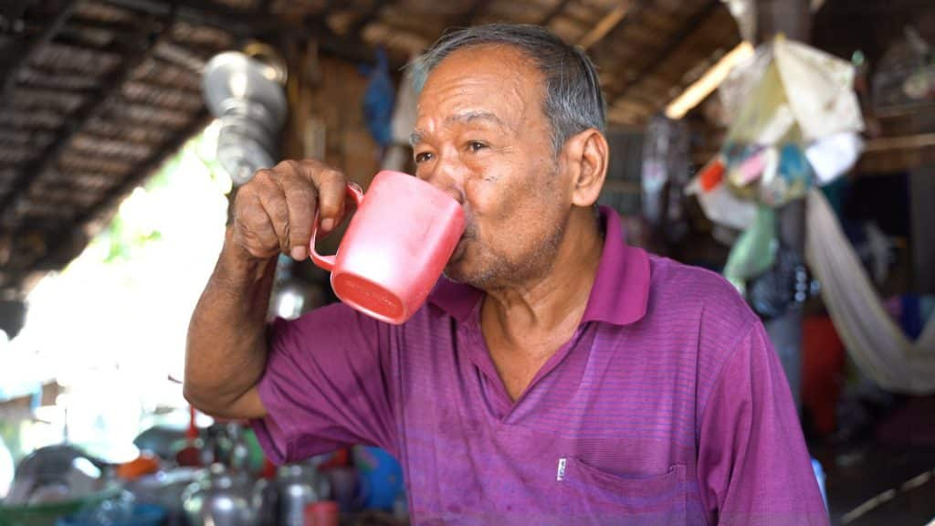 Clean Drinking Water in Cambodia