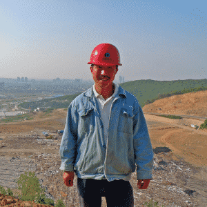 Landfill gas recovery in China